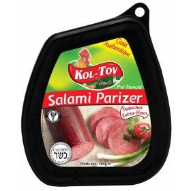 SALAMI PARIZER 180GR X16...
