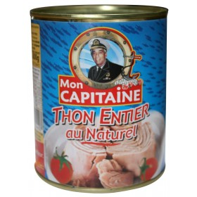 MON CAPITAINE THON NATUREL...