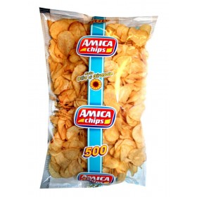 CHIPS AMICA 500GR X5 KASHER...