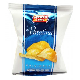 CHIPS MULTIPACK 6 X 25GR X8...