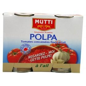 POLPA A L'AIL PACK 2X400GR...