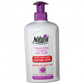 NATURAL FORMULA GEL JOJOBA...