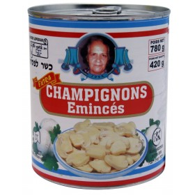 CHAMPIGNONS EMINCES 4/4...