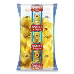 CHIPS 200GR X12 KASHER...