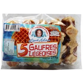 5 GAUFRES LIEGEOISES 320GR...