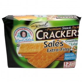CRACKERS SALES...