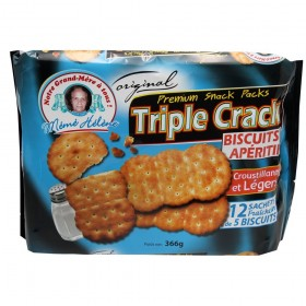 TRIPLE CRACK BISCUITS...