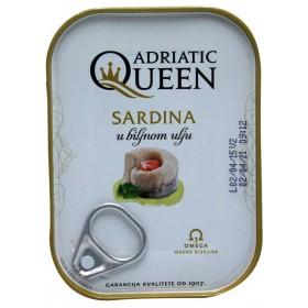 SARDINES A L'HUILE VEGETALE...