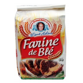 FARINE EXTRA ROUGE MEME...