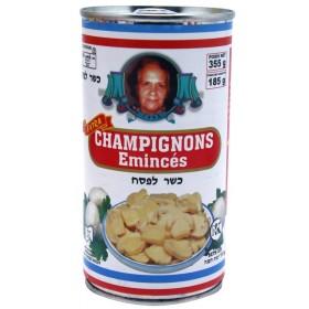 CHAMPIGNONS EMINCES 1/2...