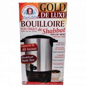BOUILLOIRE DE SHABBAT GOLD...
