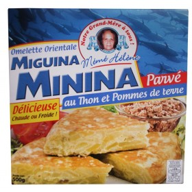 MININA AU THON 500GR X10...