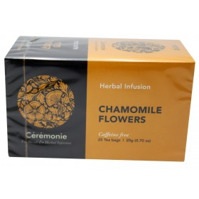 THE INFUSION THE CAMOMILE...