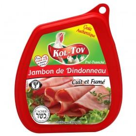 JAMBON DE DINDONNEAU FUME...