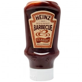 SAUCE BARBECUE CLASSIC...
