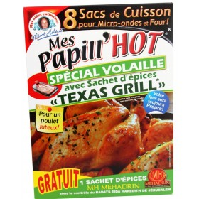 PAPILL'HOTE TEXAS GRILL +8...