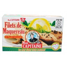 FILET DE MAQUEREAUX 125GR...