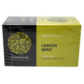 THE LEMON MINT MENTHE...