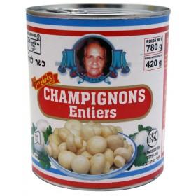 CHAMPIGNONS ENTIERS 4/4...
