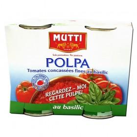 POLPA CONCASSEE AU BASILIC...