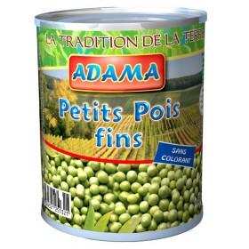 PETITS POIS FINS 800GR X12...