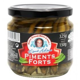 PETITS PIMENTS FORTS 380ML...