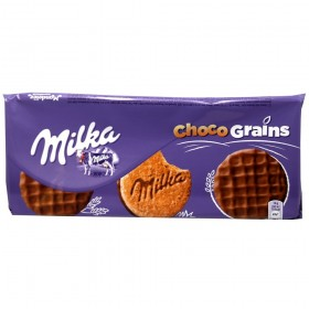MILKA GRAINS PEPITO 126GR...