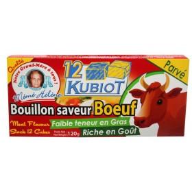 12 KUBIOT BOUILLON SAVEUR...
