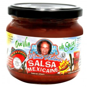 SALSA MEXICAINE 370ML  12...