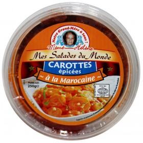 CAROTTES A LA MAROCAINE...