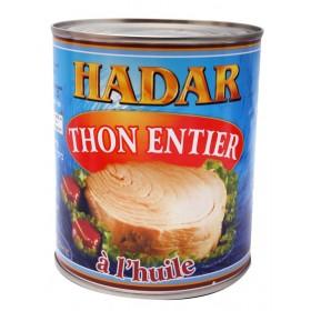 HADAR THON  A L'HUILE 800g...