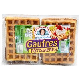 GAUFRES PATISSIERE SANS...