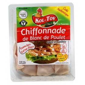 CHIFONNADE BLANC DE POULET...
