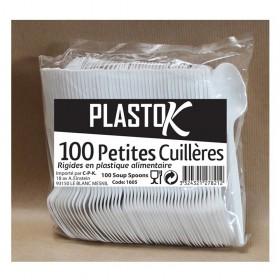 PETITE CUILLERE PLASTIQUE...
