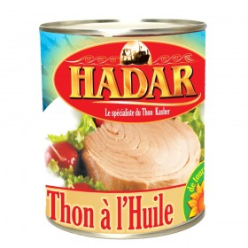 HADAR THON A L'HUILE...