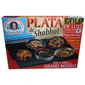 PLATA DU SHABAT GOLD...