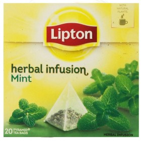 LIPTON INFUSION HERBAL...