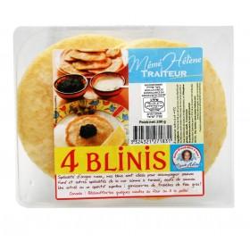 4 BLINIS LARGE 200GR X12...