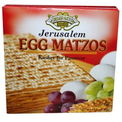 MATZOT AUX OEUFS KING DAVID...