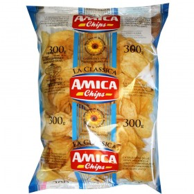 CHIPS 300G EXTRA * 8 IHOUD...