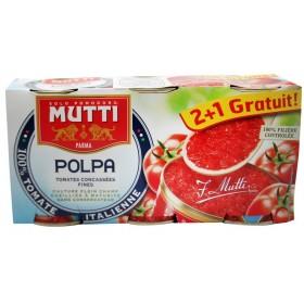 POLPA  2 + 1 GRATUIT LOT DE...