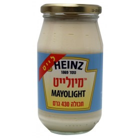 MAYONNAISE LIGHT HEINZ...