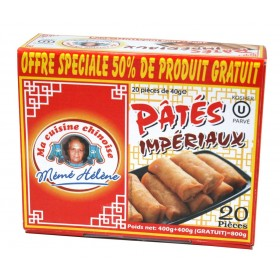 PATES IMPERIAUX MEME HELENE...