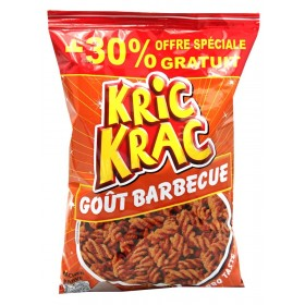 KRIC KRACK GOUT BARBECUE...