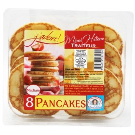 8 PANCAKES MEDIUM 160GR X12...
