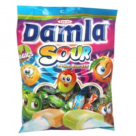 DAMLA SOUR ACIDES FRUIT...