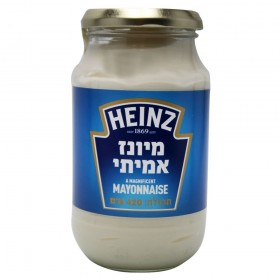 MAYONNAISE HEINZ  420ML X6...
