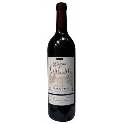 CHATEAU DE CALLAC 2002...