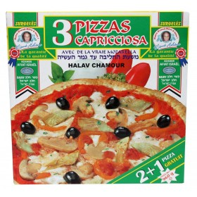 PIZZA CAPRICIOZA 2+1...