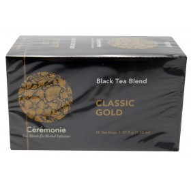 THE CLASSIC GOLD BLACK TEA...